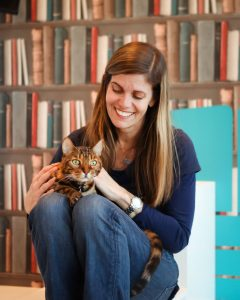 Shana Martin owner of Club Cat